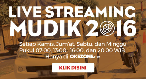 LIVE STREAMING MUDIK LEBARAN