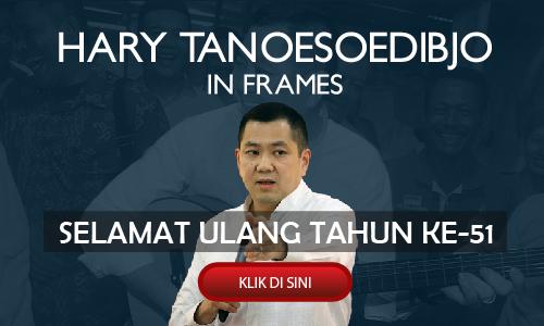 Hari Ulang Tahun Harry Tanoe 51